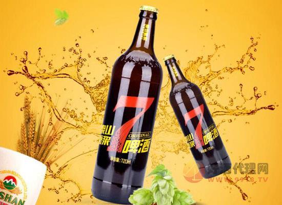 泰山原漿啤酒怎么樣,泰山7天鮮活原漿四個核心賣點