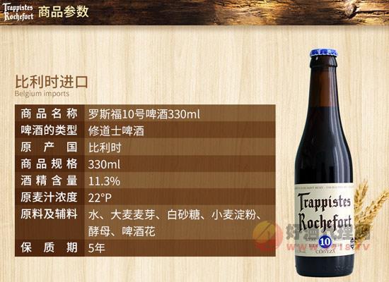 罗斯福10号啤酒怎么样,喝起来味道如何