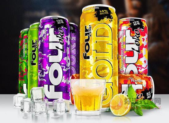 """美國網紅啤酒,四洛克""""Four loko""""真有那么厲害嗎"""