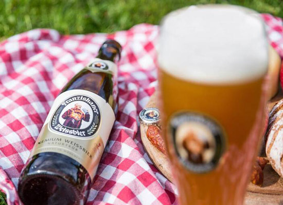 酒吧網紅啤酒推薦,德國范佳樂小麥啤酒