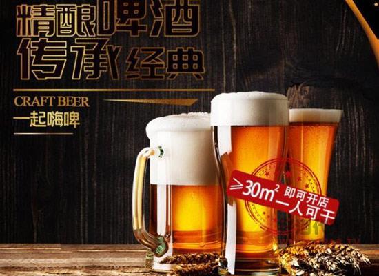 網紅啤酒加盟,英豪精釀啤酒館加盟優勢