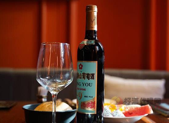 通化老紅梅山葡萄酒,國產經典,匠心精釀!