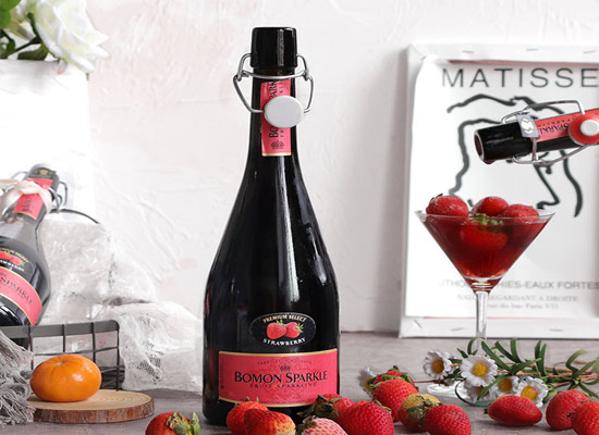 芭可娜草莓酒怎么樣,喝起來味道如何