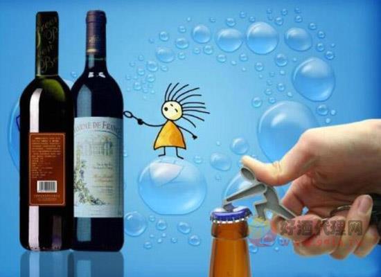 啤酒和红酒哪个热量高,夏季不长肉喝酒法则