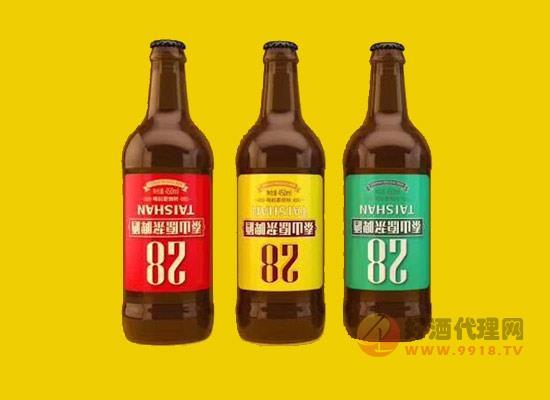 泰山原漿啤酒496ml價格怎么樣,一箱多少錢