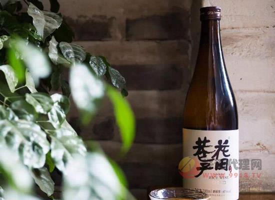 花田巷子米酒怎么喝,米酒夏季消暑喝法