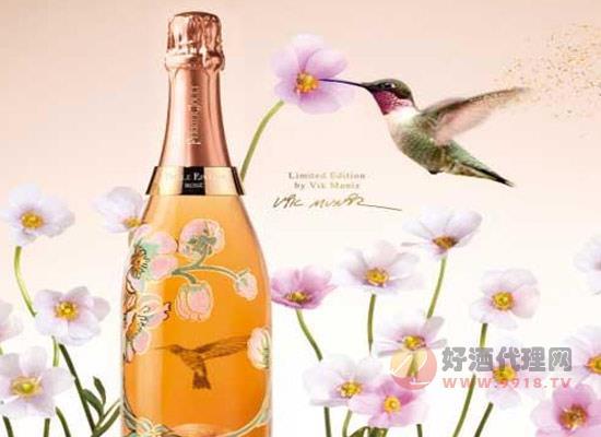 巴黎之花玫瑰香檳酒怎么樣,酒香濃郁,回味悠長