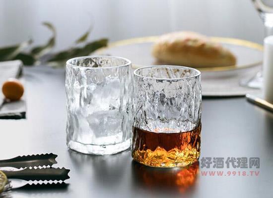 网红啤酒杯多少钱,锤纹玻璃日式创意酒杯价格