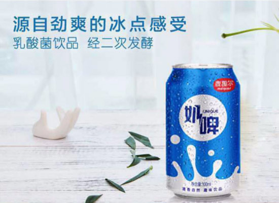新疆奶啤好喝嗎,麥趣爾新疆奶啤果然與眾不同