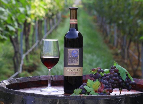 張裕解百納干紅葡萄酒怎么樣,好品牌就是不一樣