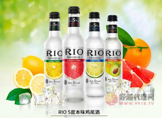 rio銳澳雞尾酒哪個味道好,5度本味口感測評