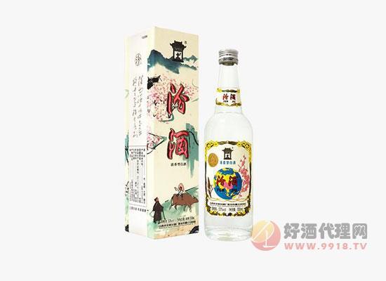 地球汾酒有没有收藏价值,地球汾酒介绍