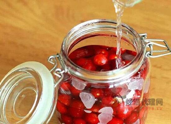 櫻桃酒怎么泡,正確的櫻桃酒釀制方法