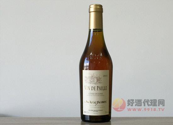 什么是稻草酒,稻草酒的特点有哪些