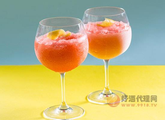 桃红鸡尾酒好喝吗,桃红鸡尾酒的制作方法有哪些