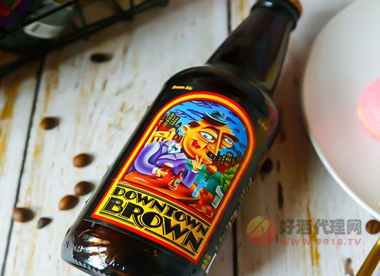 迷失海岸棕色艾爾精釀啤酒價格貴嗎,355ml價格介紹