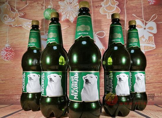 白熊精酿啤酒好喝吗,喝起来味道如何