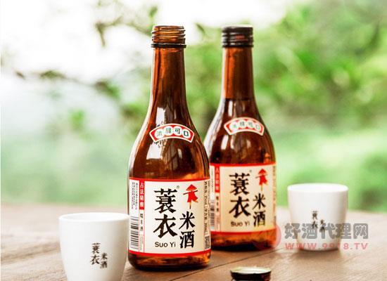 蓑衣米酒價格怎么樣,整箱多少錢