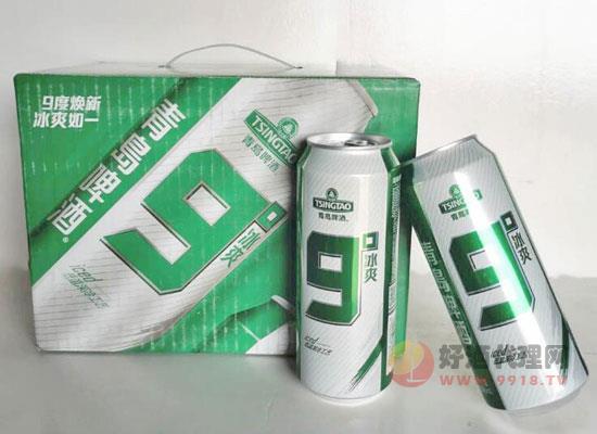 汉斯9度啤酒一箱多少钱,青岛9度啤酒价格
