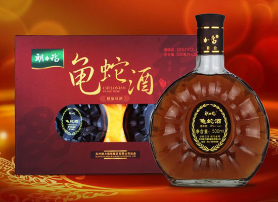 朗力福龜蛇酒多少錢一瓶,龜蛇酒價格