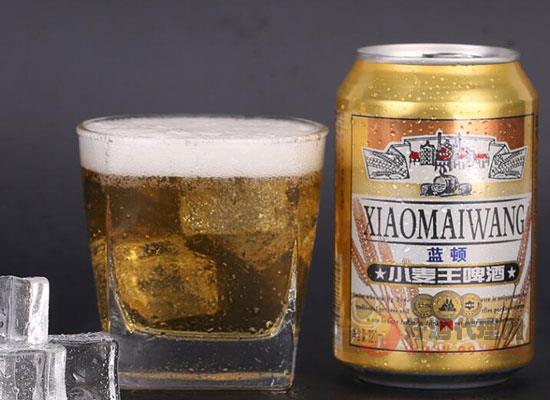 蓝顿啤酒能喝吗,蓝顿小麦王啤酒怎么样