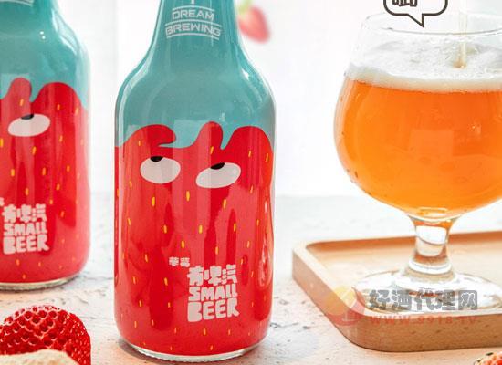 梦想酿造草莓啤酒价格贵吗,一箱多少钱