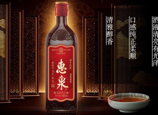 惠泉经典系列爽型半干黄酒怎么样,吴越经典,传世佳酿