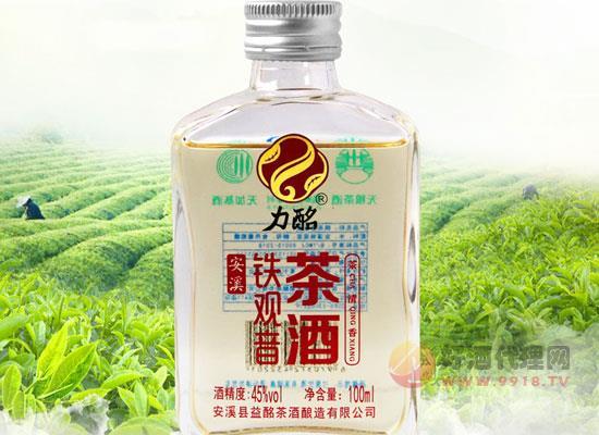 力酩铁观音茶酒价格怎么样,100ml多少钱