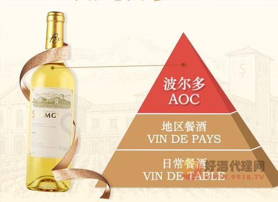 圣芝莫斯卡托白葡萄酒好喝吗,果香怡人,甜而不腻