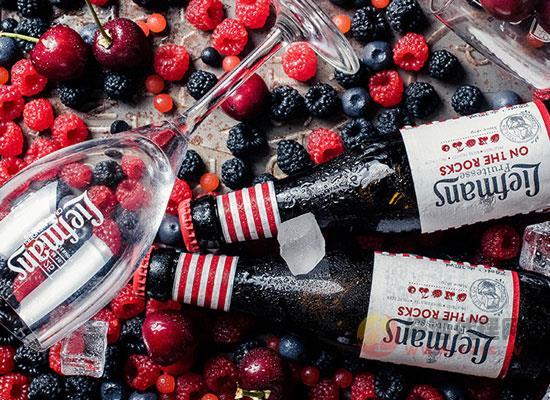 樂蔓莓水果啤酒好喝嗎,一秒感受夏威夷水果的香味
