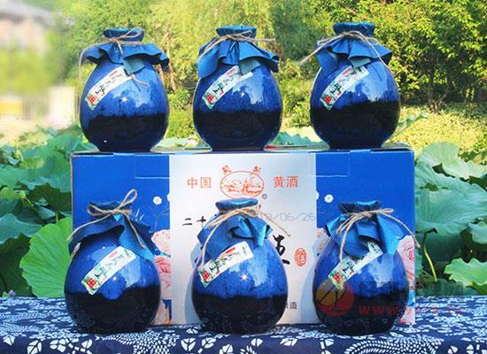 吴越二十年花雕酒,传统酿造,古法秘制