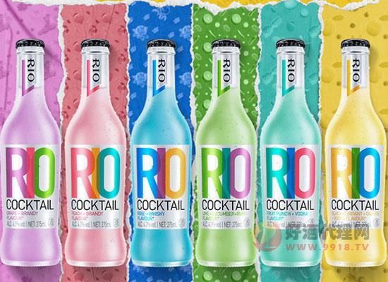 RIO銳澳經典瓶新品價格貴嗎,六種口感混合裝多少錢