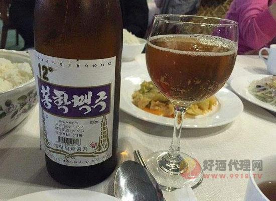 朝鲜大同江啤酒好喝吗,在国内评价如何
