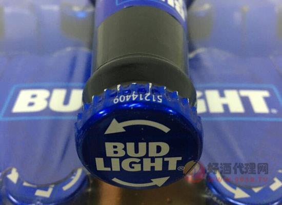 英國進口藍色百威好喝嗎,藍瓶旋蓋百威啤酒
