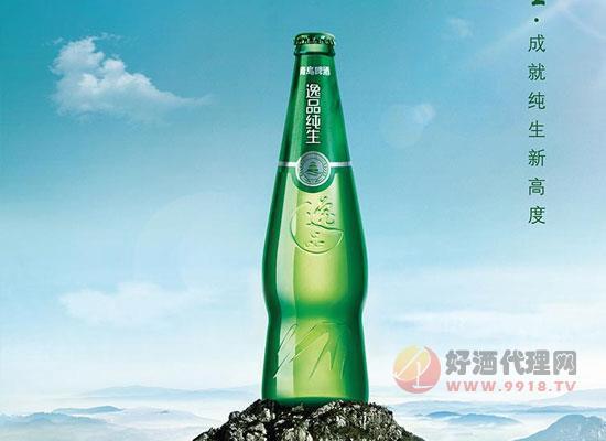 青岛逸品纯生啤酒的特点是什么,为什么深受消费者喜爱
