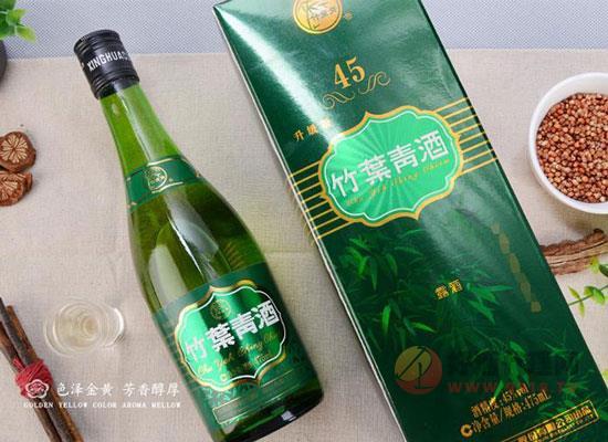 竹葉青酒是哪兒產的,竹葉青酒好喝嗎
