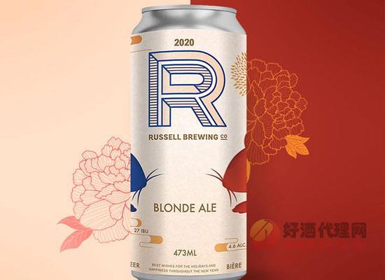 罗塞尔金色艾尔啤酒的特点是什么,消费者喜爱的原因有哪些