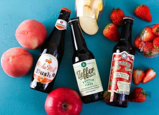 果味啤酒怎么样,常见的果味啤酒有哪些