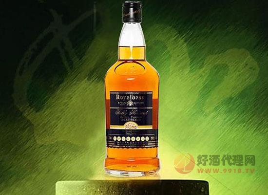 皇家贝斯威士忌怎么喝,三种基本喝法介绍