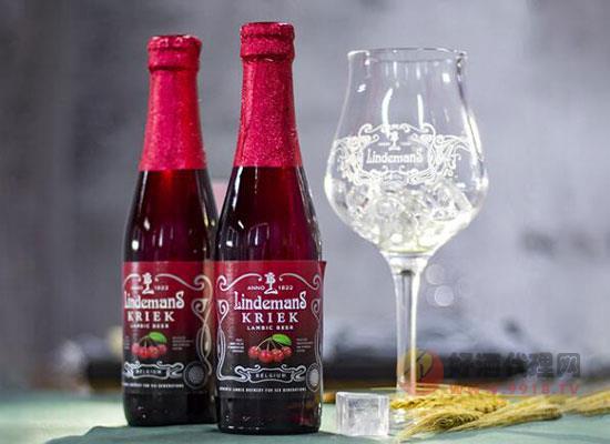 林德曼樱桃啤酒酸吗,樱桃啤酒好喝吗