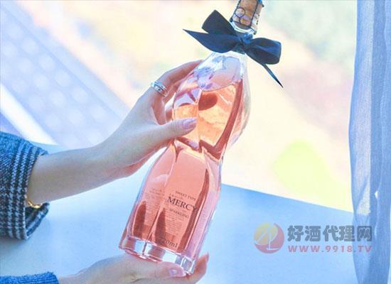 """魔夕桃红起泡酒怎么样,一款可以喝的""""香水"""""""