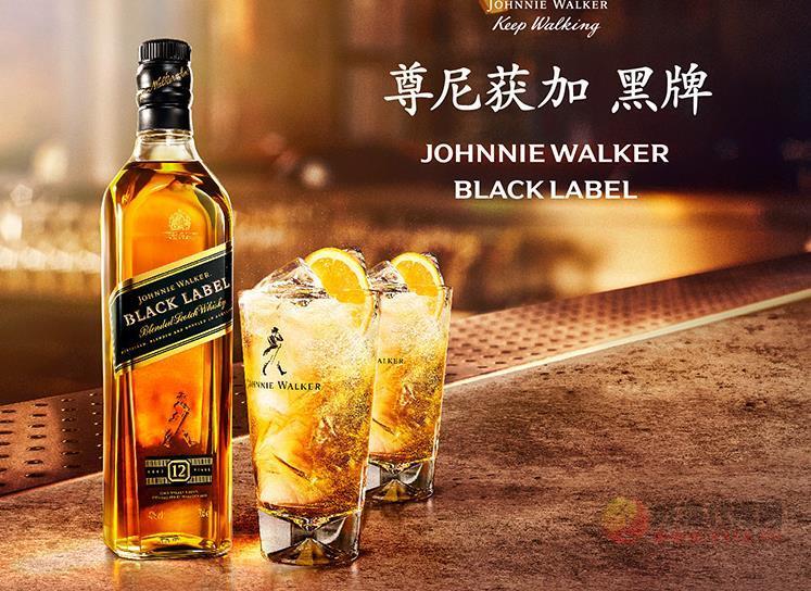 黑牌威士忌多少錢一瓶,黑牌威士忌價格