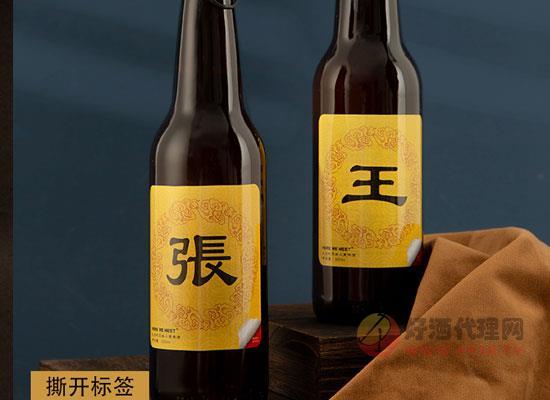 百家姓啤酒的特點是什么,精釀啤酒,定制佳釀