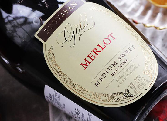 摩爾多瓦梅洛半甜紅葡萄酒,柔和優雅,不失任性!