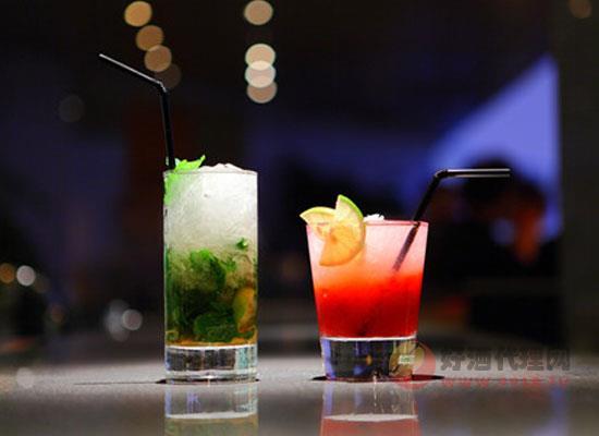 适合夏季饮用的鸡尾酒有哪些,这三款预调鸡尾酒不可错过