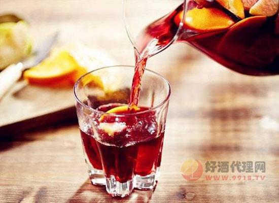 桑格利亚汽酒是什么酒,好喝吗