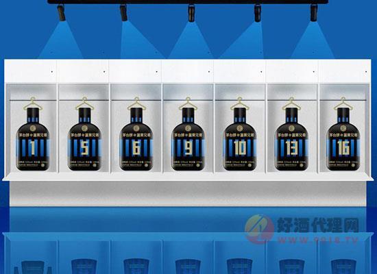 茅臺醇53度多少錢一瓶,茅臺醇藍黑兄弟價格