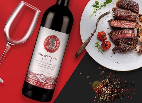 羅馬尼亞紅酒價格貴嗎,多少錢一瓶
