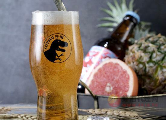 云湃精釀啤酒怎么樣,喝起來味道如何