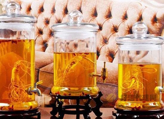 高丽参泡酒,四种常见的高丽参泡酒方法